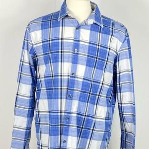 Alfani button down shirt size Large